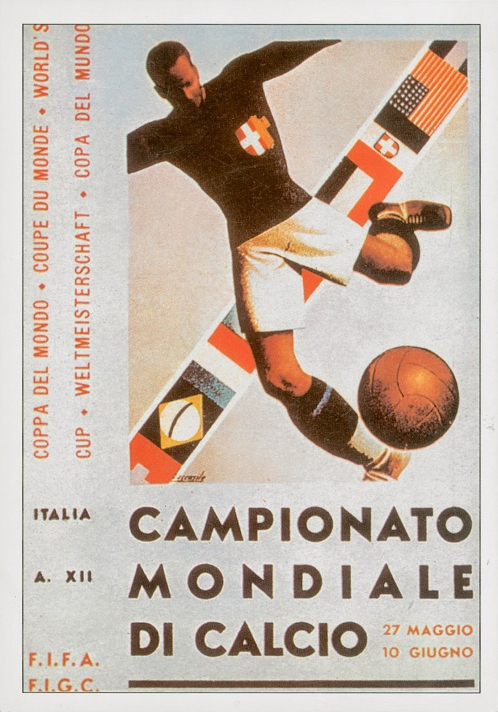 1934-Italy-Offical-World-Cup-Poster