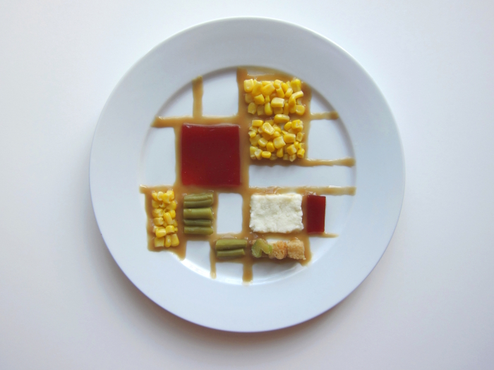 Piet Mondrian Thanksgiving