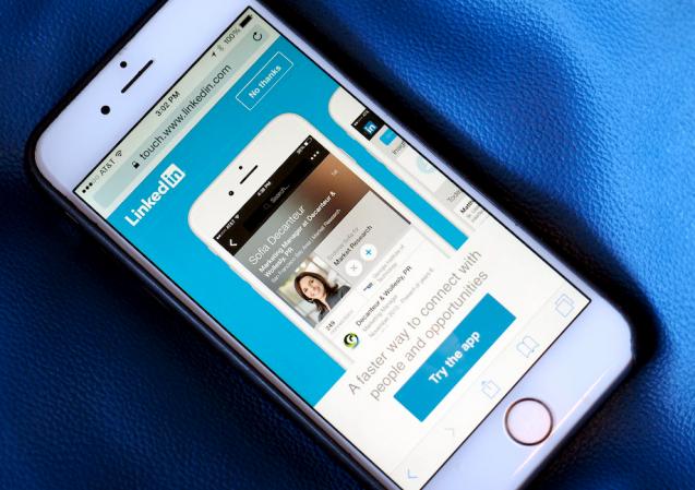Mobile App Install Screen